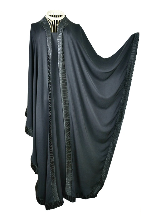 Simple Elegance III<p>Butterfly Cut Abaya </p> Abaya