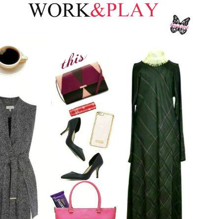 Abaya Edit: Work Smart, Play Smart
