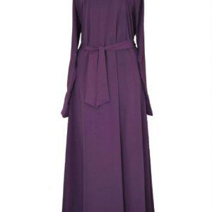 1 Purple Abaya