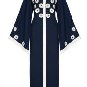 blue abayas online