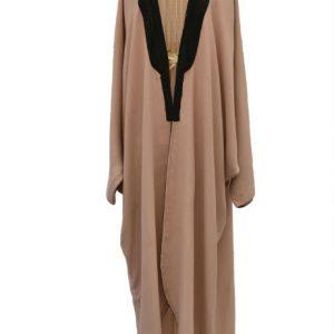 abaya kimono bisht 1