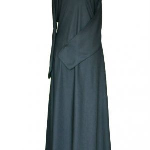 black abaya dress uk 2